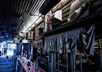 LEICA M9 Digital Cameraで撮影した(Blueish Exit in Yuraku Concourse)の写真(画像)