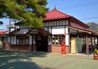 NIKON NIKON D610で撮影した(秩父鉄道 長瀞駅)の写真(画像)