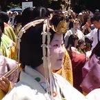 京都の大学生